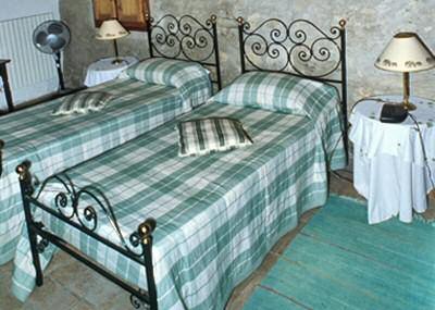 The terrace bedroom
