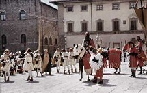 Calcio Storico, Florence