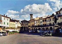 The Piazza, Greve-in-Chianti