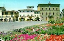 Greve Flower Market Image used by permission of www.greve-in-chianti.com