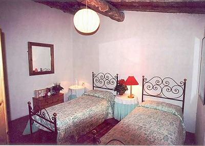Bedroom 2 from the window