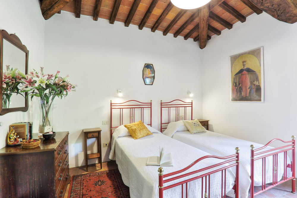 The Middle Capanna bedroom 1
